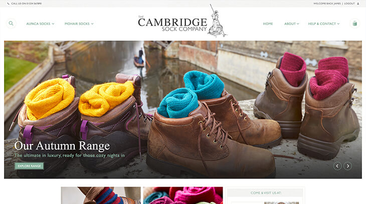 The Cambridge Sock Company